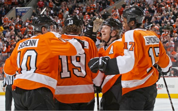 Flyers Beat Panthers (ESPN)