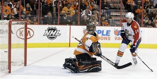 Flyers lose to Panthers - Featured
