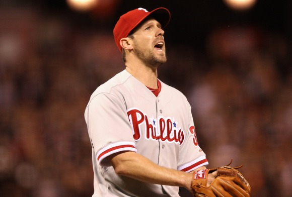Cliff Lee Injured