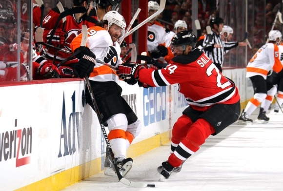 Devils Flyers game 4