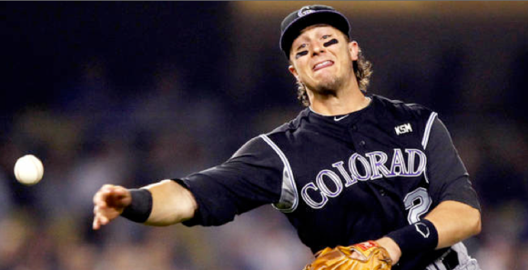 Tulo is a high-risk, high-rewad 3B option (via Getty Images).