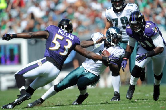Eagles vs. Ravens