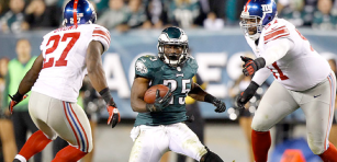 LeSean McCoy vs Giants