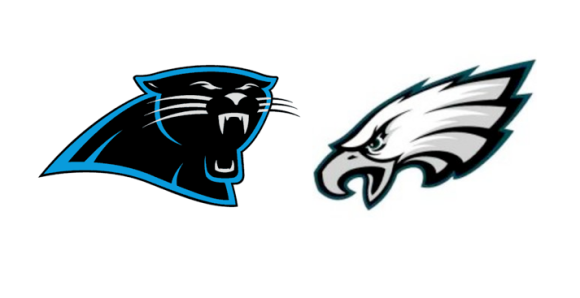 Eagles Panthers