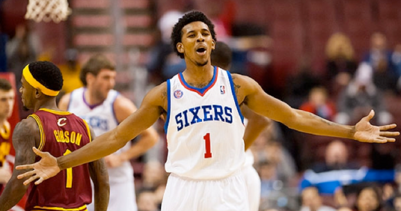Nick Young 76ers