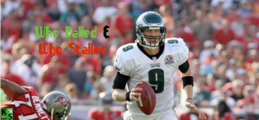 Who Balled & Who Stalled Week 14