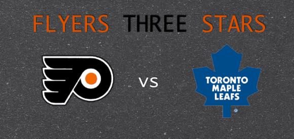 3 Stars vs Maple Leafs