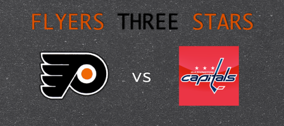 Flyers 3 Stars vs Capitals
