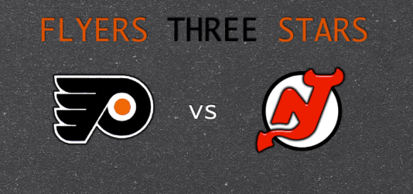 Flyers 3 Stars vs Devils