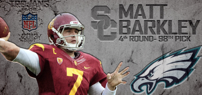 Matt Barkley Eagles