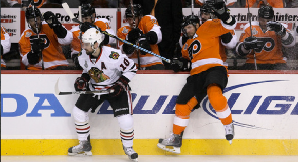 Patrick Sharp Flyers