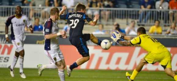 Philadelphia Union vs Real Salt Lake
