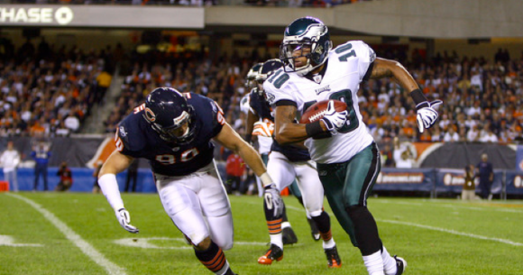 DeSean Jackson Eagles vs Bears