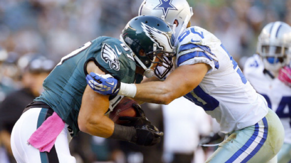 Eagles-Cowboys Sunday Night Football
