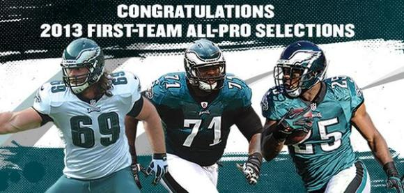 all-pro selections
