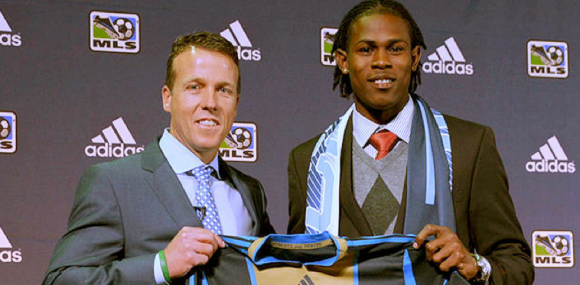 Andre Blake Union 2014 MLS Superdraft