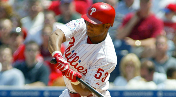 Bobby Abreu Phillies