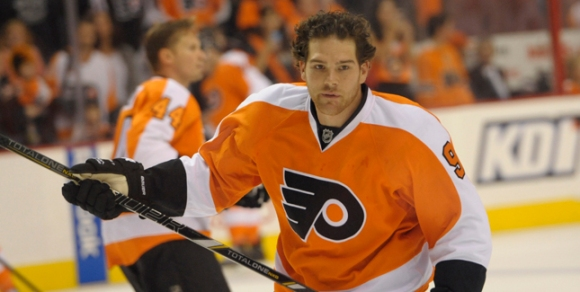 Steve Downie Flyers