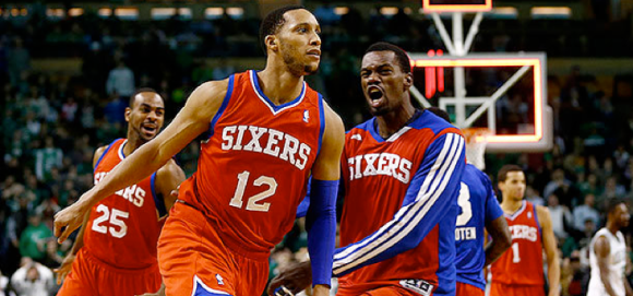 Turner, Sixers Beat Celtics