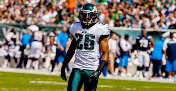 Cary Williams Eagles