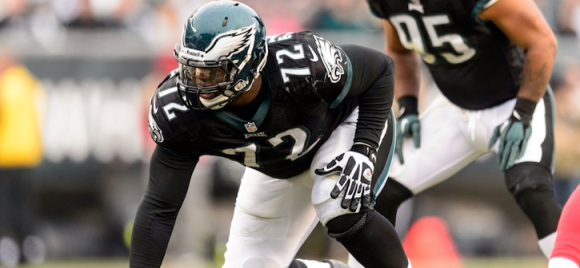 Cedric Thornton Resigned Eagles