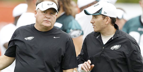 Howie Roseman Chip Kelly Eagles