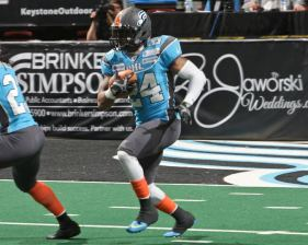 Ray Little Soul Kickoff Return Touchdown