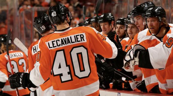 Vinny Lecavalier Flyers Trade